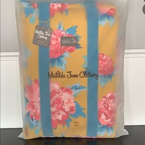 Matilda Jane beach bum blanket NEW